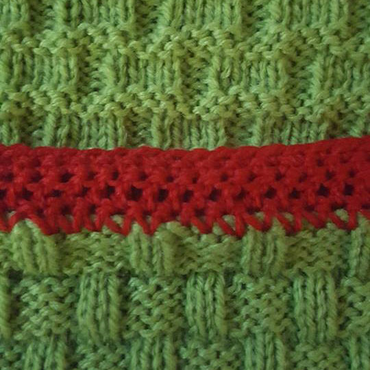 Basket-Weave-2-knitting-pattern-wrap-with-love - Wrap With Love Inc